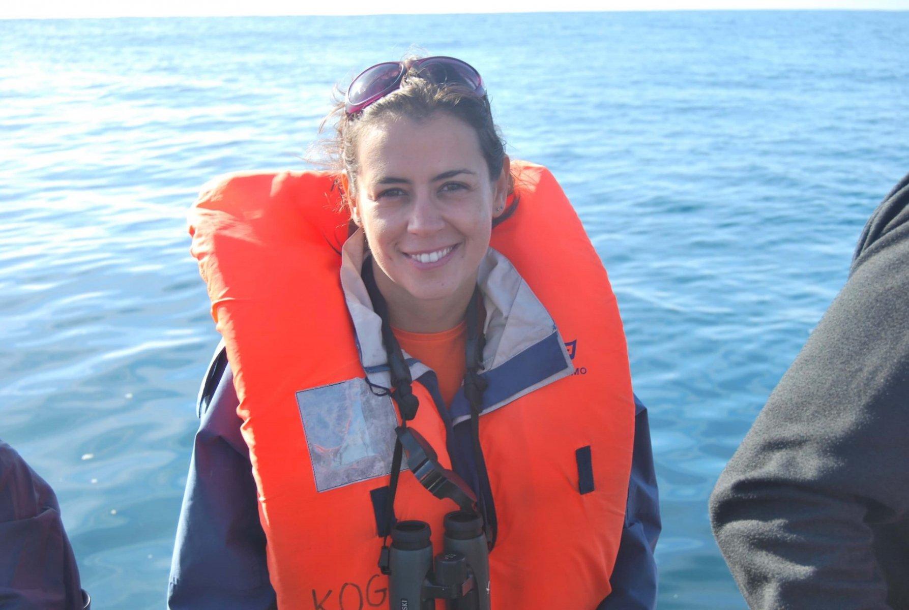 Joana Andrade Head of Marine Conservation, SPEA/BirdLife Portugal